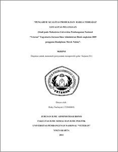 Institutional Repository Upn Veteran Yogyakarta